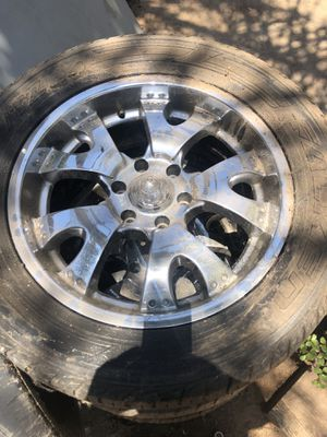 Chrome rims for Sale in Escondido, CA
