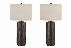 Makya Table Lamp NEW! $20 Each for Sale in Los Angeles, CA