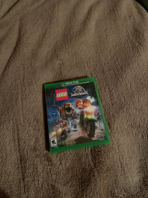 Lego Jurassic park for x box for Sale in Bloomington, CA