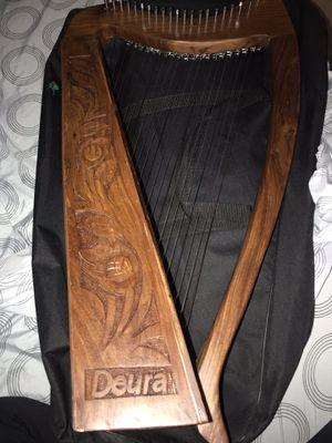 22 string Deura harp for Sale in Springerville, AZ