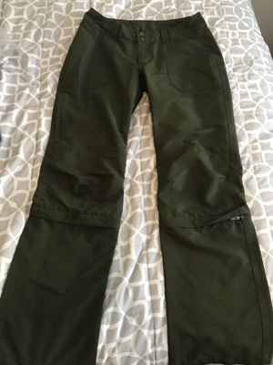Green Size 6 Women's Patagonia Pants for Sale in Clovis, CA