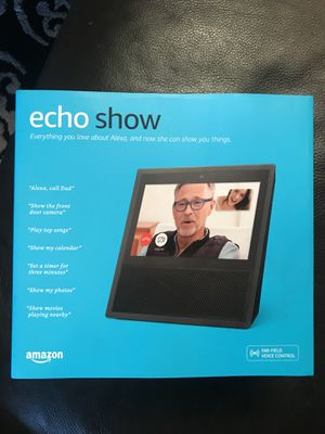 AMAZON ECHO SHOW *BRAND NEW* for Sale in Los Angeles, CA