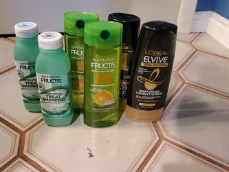 Garnier And Loreal Elvive Bundle for Sale in Midvale,  UT