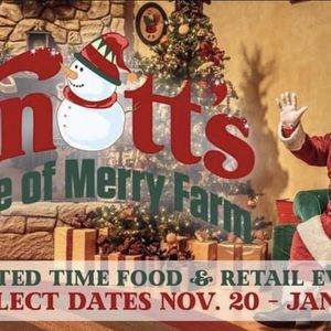 Taste Of Knott's Merry Farm // 2 Adult Tickets for Sale in Lakewood, CA