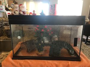20 gal reptile tank for Sale in Fort McDowell, AZ