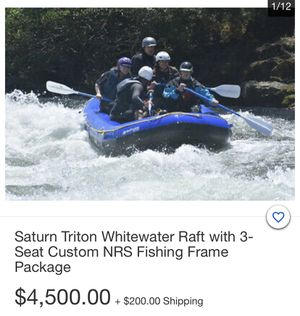 Raft for Sale in Richmond, CA