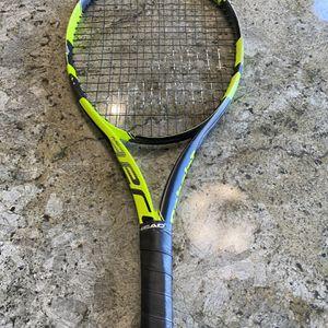 babolat aero junior 26 tennis racket for Sale in San Diego, CA