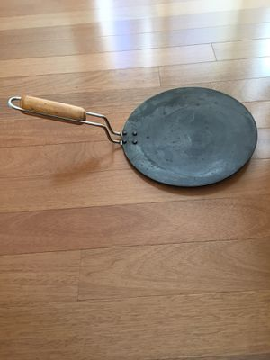 iron Tawa for Chapaty Roti cooking utensil for Sale in Kent, WA