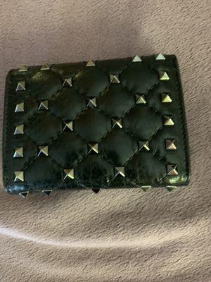 Valentino coin purse authentic for Sale, used for sale  Alpharetta, GA