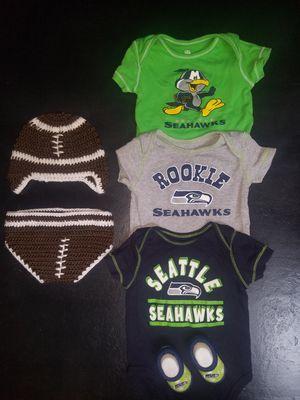 Seahawks Football baby lot for Sale in Marysville, WA