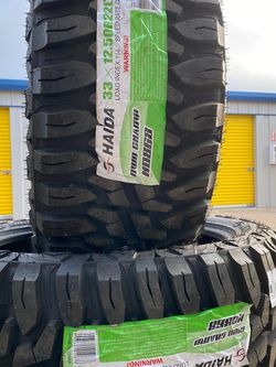 NEW Haida Mud Champ Tires for Sale in Colorado Springs,  CO