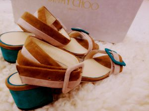 New Jimmy Choo Sandals size 37 for Sale in Wayland, MA