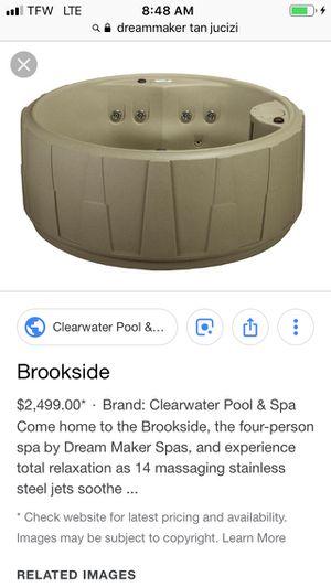 Dreammaker spa hot tub 750$ for Sale in Lake Placid, FL