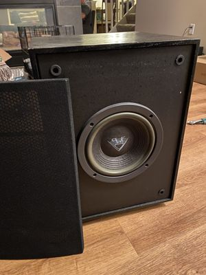 Klipsch SW8 II for Sale in Littleton, CO