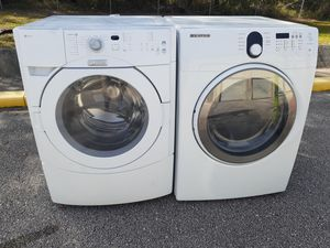 Maytag washer and samsung dryer for Sale in Winter Haven, FL