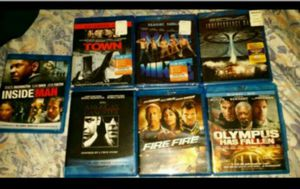 Blu-Ray movies for Sale in Wethersfield, CT