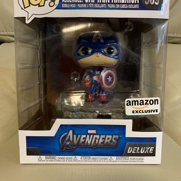 Funko Pop! Captain America