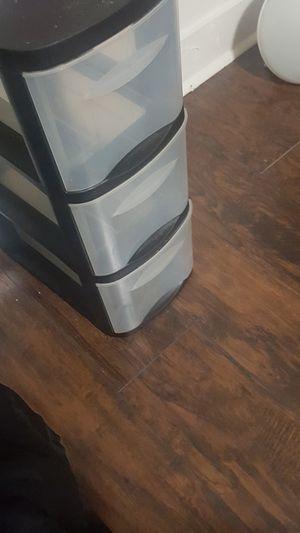 Plastic drawer for Sale in Passaic, NJ