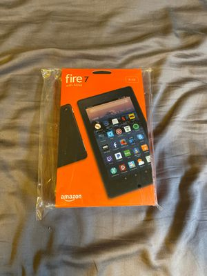 Amazon Fire 7 Tablet UNOPENED for Sale in Seattle, WA