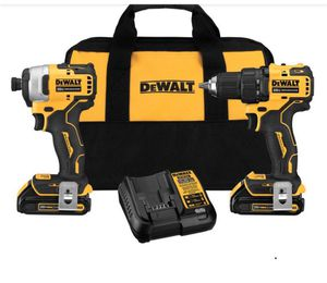 Cordless Atomic Driver and Drill Combo Kit for Sale in Allentown, PA