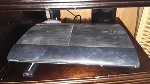 Ps3 2 controllers games andm a 32 inch tv for Sale in Pekin, IL