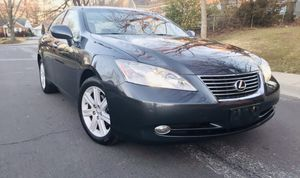 2007 Lexus ES 350 * Map Voice* Touch Screen* Back Up camera * clean title for Sale in Silver Spring, MD