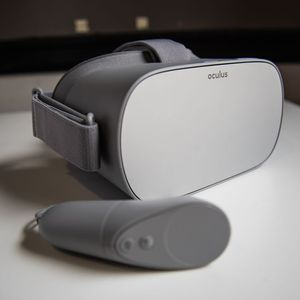 Oculus Go - used once - literally brand new for Sale in Columbia, MD