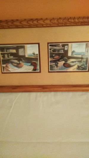 Small duck picture for Sale in Marshfield, MO