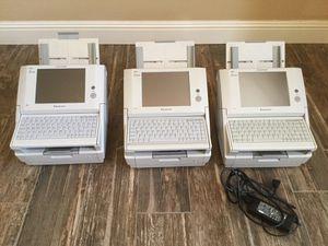 Set of 3 Fujitsu fi6010n iscanner for Sale in Fresno, CA