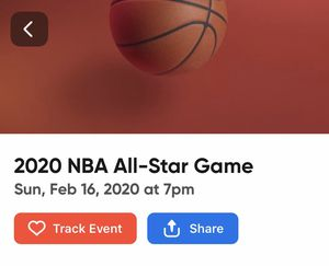 4 NBA All Star Game Tickets! for Sale in Chicago, IL