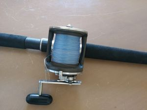 Fishing rod and reel Daiwa for Sale in Colton, CA