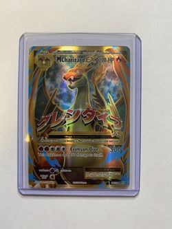 M Charizard EX 101/108 Mint Condition for Sale in The Colony,  TX