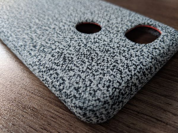 huge selection of 495d7 6cb8a Pixel 2 XL Google midnight fabric case for Sale in Seattle, WA - OfferUp