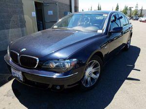 2008 BMW 7 Series for Sale in Modesto, CA