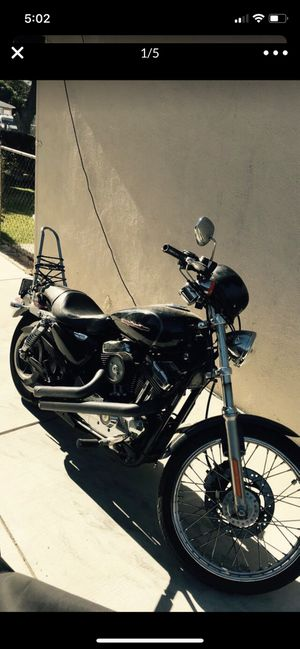 Harley Davidson Sportster for Sale in Azusa, CA