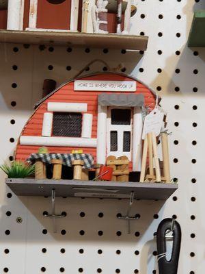 Travel trailer bird house for Sale in Klamath Falls, OR