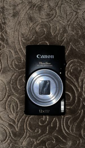 Canon powershot elph 350 HS for Sale in San Antonio, TX