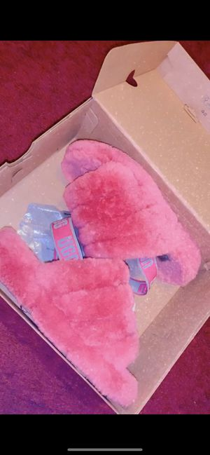 pink ugg slides 💕 for Sale in Milwaukee, WI