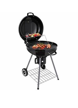 NEW 22 INCH BEAU JARDIN BBQ009 PORTABLE CHARCOAL GRILL KETTLE for Sale in Dayton, OH
