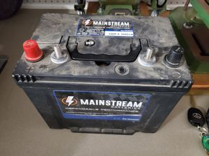 RV/Marine Battery $20 for Sale in Fort Worth, TX