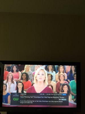 "Sony Bravia 40"" Lcd Tv (not smart).. mint.. for Sale in Malvern, PA"