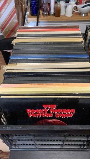 Mostly LP's - a few laserdiscs - Opera and classical for Sale in Dallas, TX