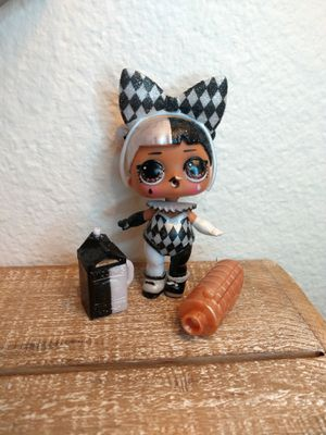 Lol Surprise Lights Harlequin Doll for Sale in Chandler, AZ