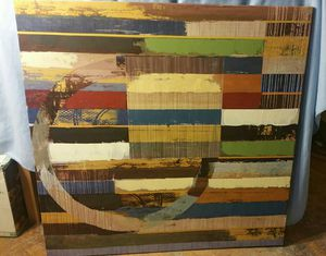 Home Sumner Art Clearance: Abstract Canvas $35 for Sale in Philadelphia, PA