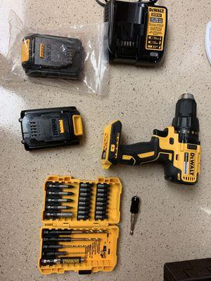 DeWALT 20v Max brushless drill for Sale in Alexandria, VA
