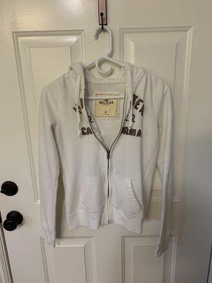 Hollister zip up hoodie for Sale in Folsom, CA
