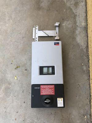 Solar panel power inverter sma sunny boy sb 2000hfus-30 for Sale in Los Angeles, CA