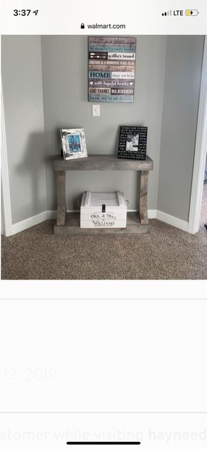 New!! Accent table, console table, entryway table, side table for Sale in Phoenix, AZ