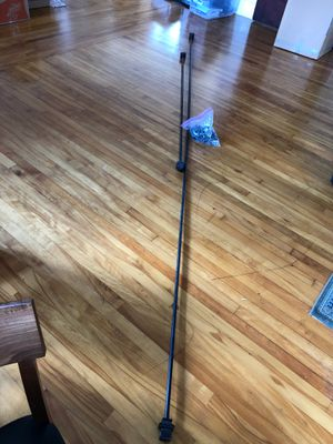 Metal curtain rods for Sale in San Diego, CA