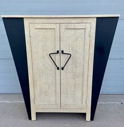 Miami Mod 1980's Style Bar Cabinet for Sale in Mesa,  AZ
